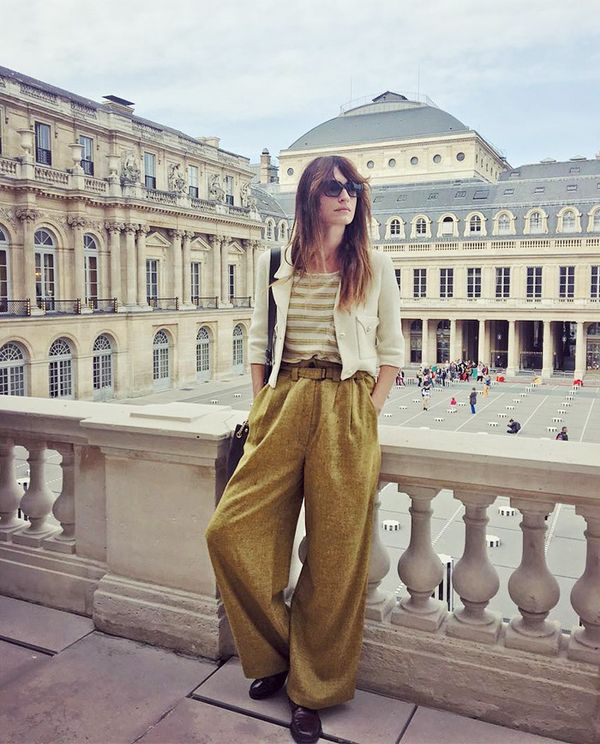 WHO:Caroline de Maigret Which French It girl–approved outfit formula is your favorite? Head to the comments to share your thoughts and cast your vote, and thenshop our favorite...