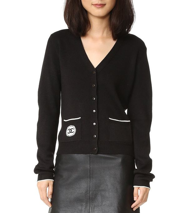What Goes Around Comes Around Chanel Cardigan
