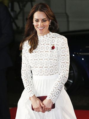 Kate Middleton's Stunning Red Carpet Dress Sold Out Immediately