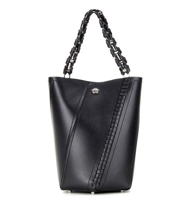 Hex Medium Bucket Bag
