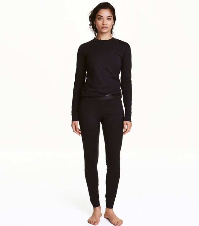 Wool Base Layer Tights