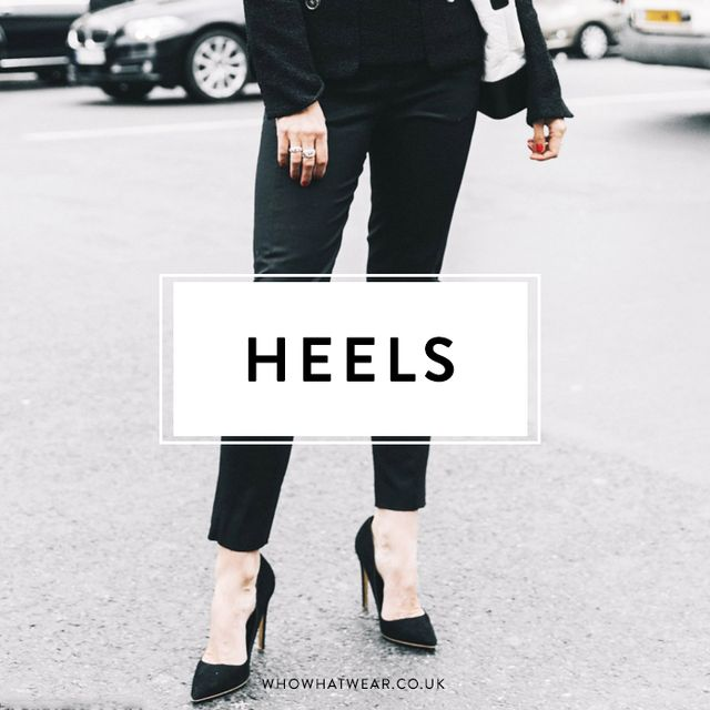 Items That Make Women More Attractive to Men: Heels