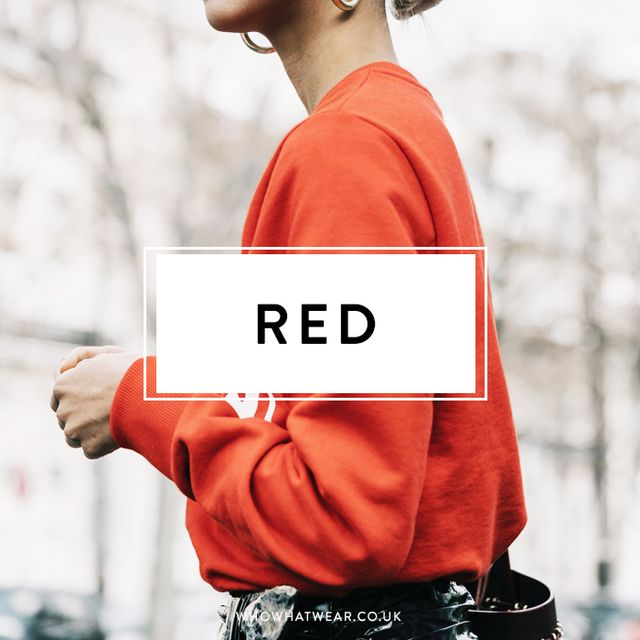 No new news here, but in case you need a refresher, here's a study published by The Journal of Personality and Social Psychology that proves the color red enhances males' attraction to...