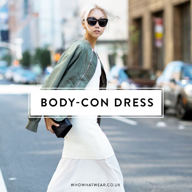Show off your curves in a body-con dress because according to researchers in New Zealand, men prefer an hourglass-like figure with a larger waist-to-hips ratio. So if you've got it, flaunt...