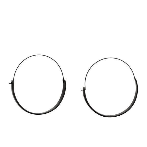 H&M Large Hoop Earrings