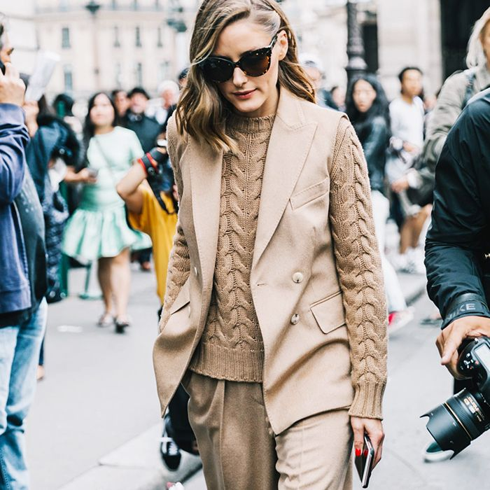 10 Easy Winter Outfit Ideas You Can Wear To Work Who What Wear