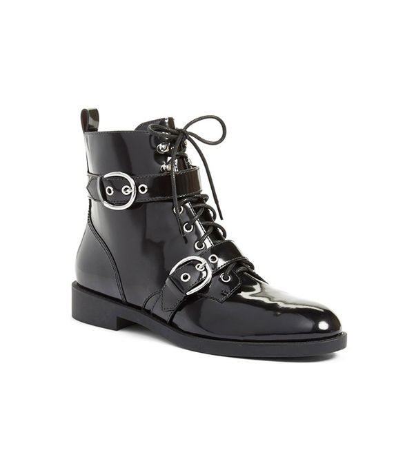 Marc Jacobs 'Taylor' Moto Ankle Boot