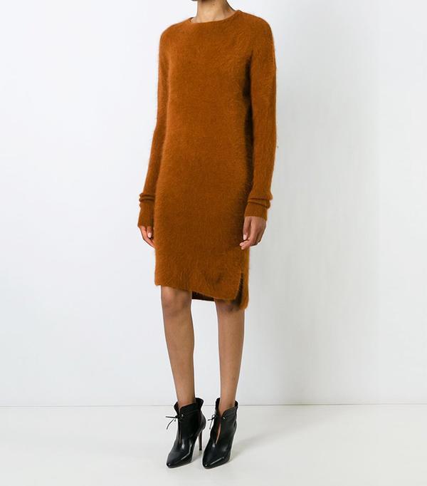 Mugler Sweater Dress