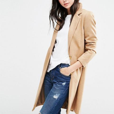 Tall Tailored Coat