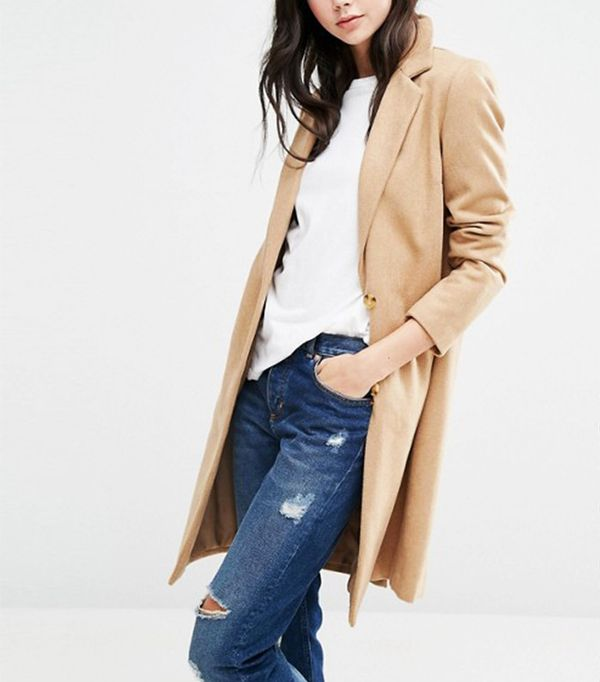 New Look Tall Tailored Coat