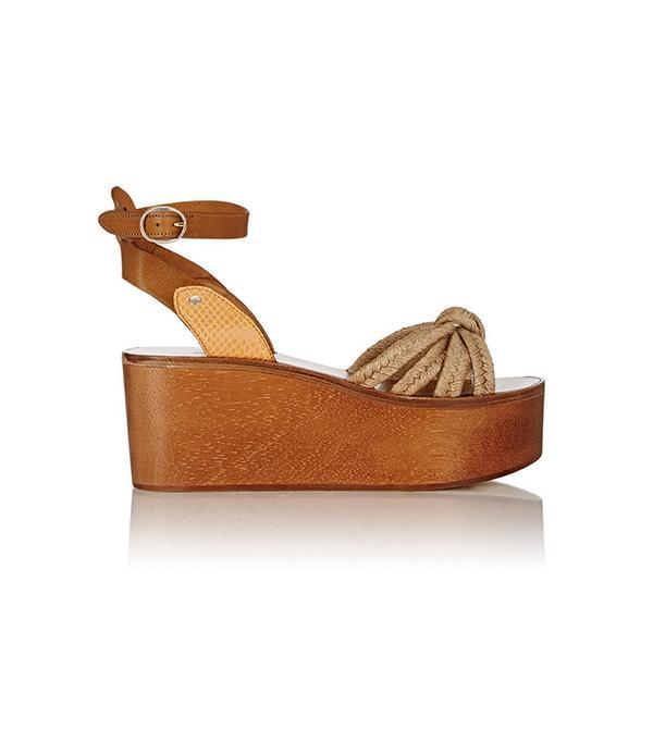 Isabel Marant Étoile Kia Platform Wedge Sandals