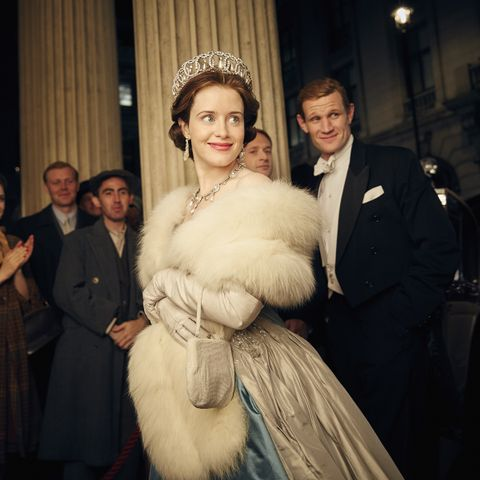 Preview The Crown's Gorgeous Costumes Before You Binge-Watch This Weekend