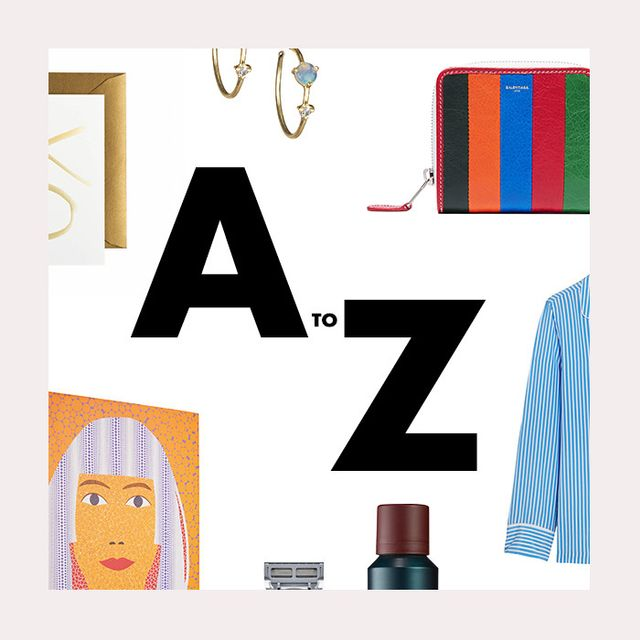 The Coolest Gifts for Everyone, From A to Z