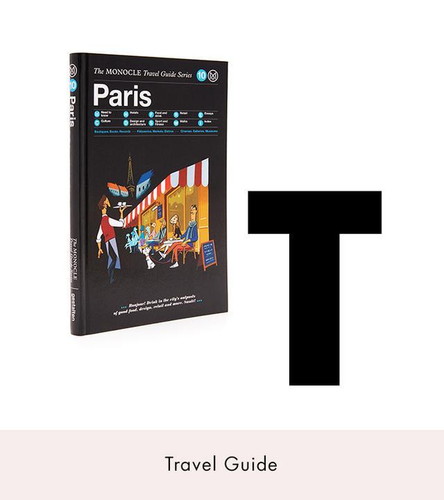 Gestalten Monocle Travel Guide