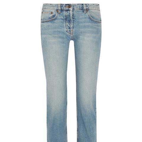 Ashland Cropped Jeans