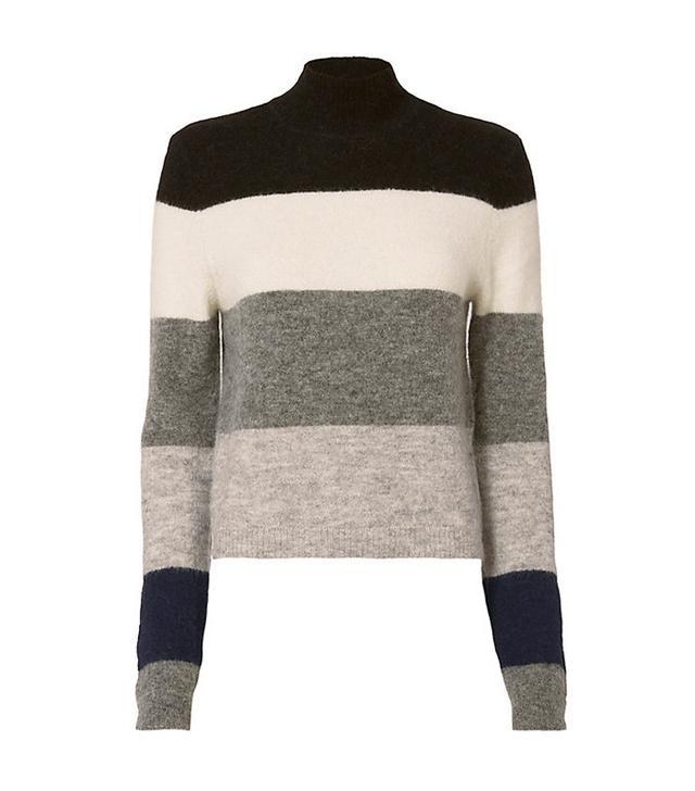 Equipment Ren Stripe Sweater