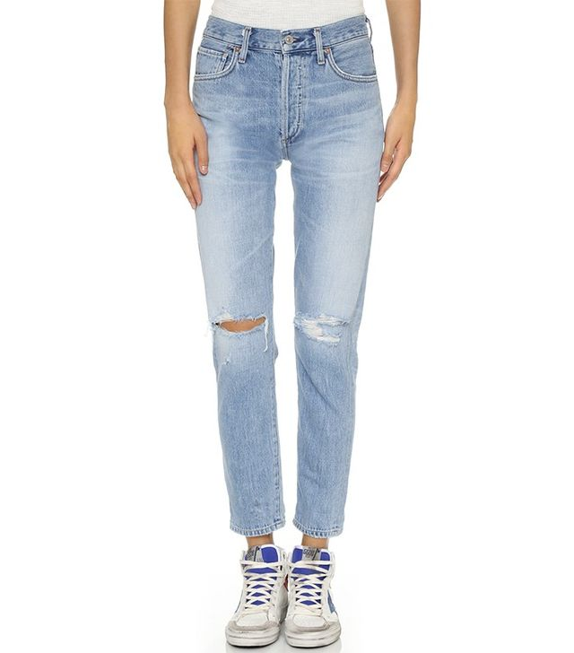 Citizens of Humanity Libya High Rise Classic Fit Jeans