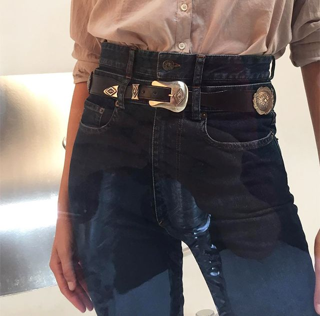 WWW: What brands are you most excited about right now? LA: This spring, we're introducing a new brand out of New York called Lorod. They make raw denim jeans with a zipper going all the way...