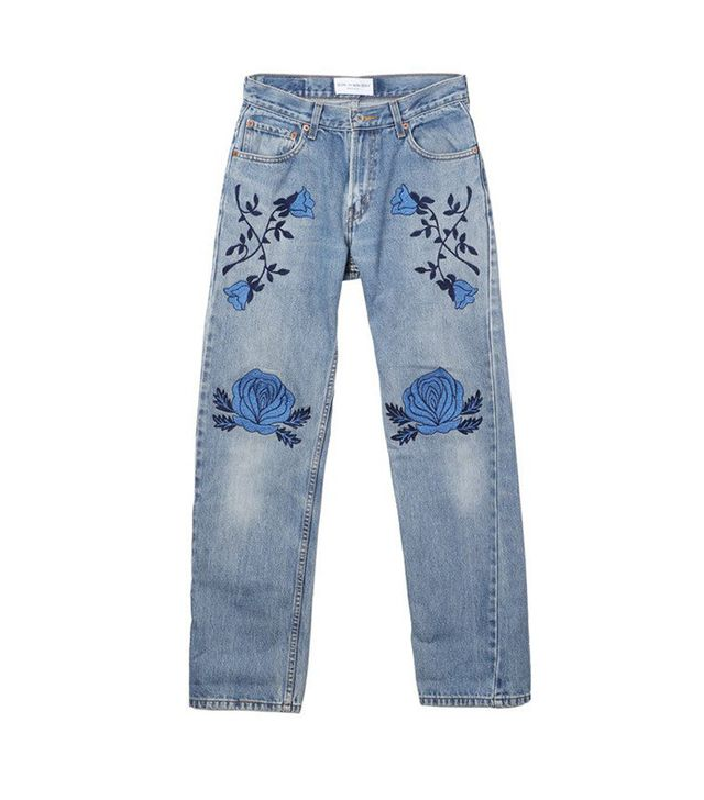 Embroidered Denim by Bliss and Mischief