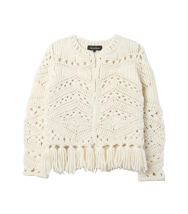 Fringe Jacket by Tabula Rasa