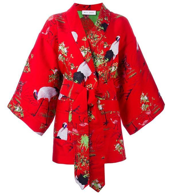 Weili Zheng Oriental Kimono