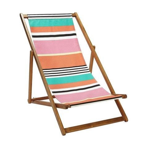 Deck Chair - Striped
