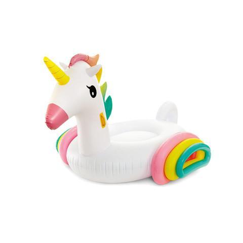 Inflatable Unicorn - White