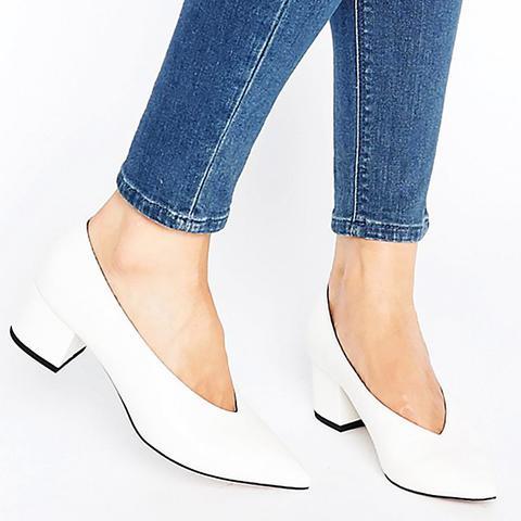Swipe Pointed Heels
