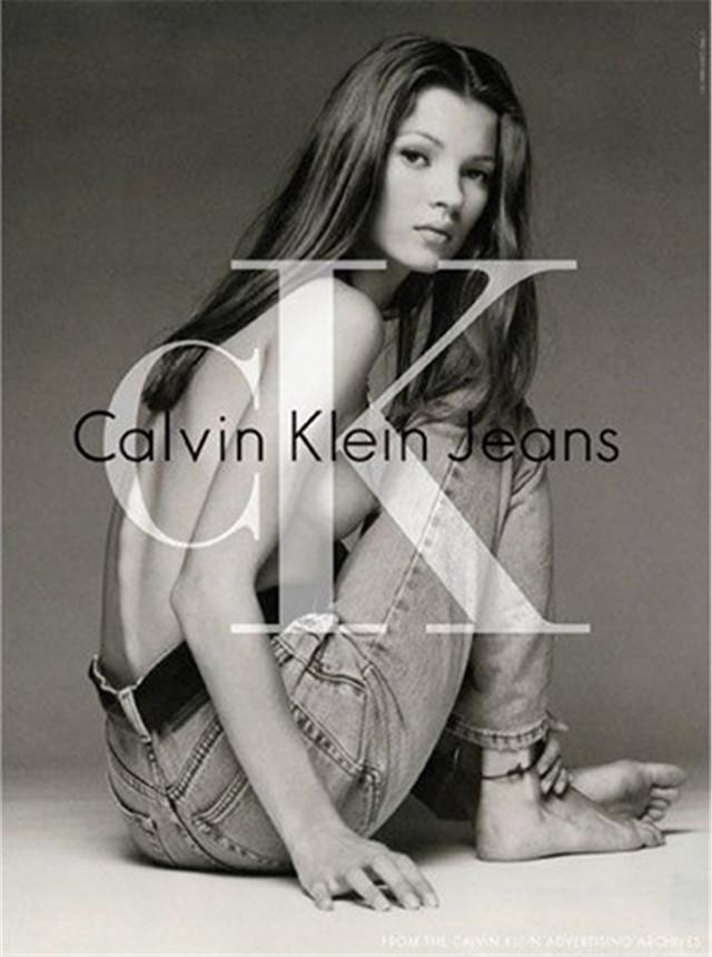Calvin Klein Jeans, 1992