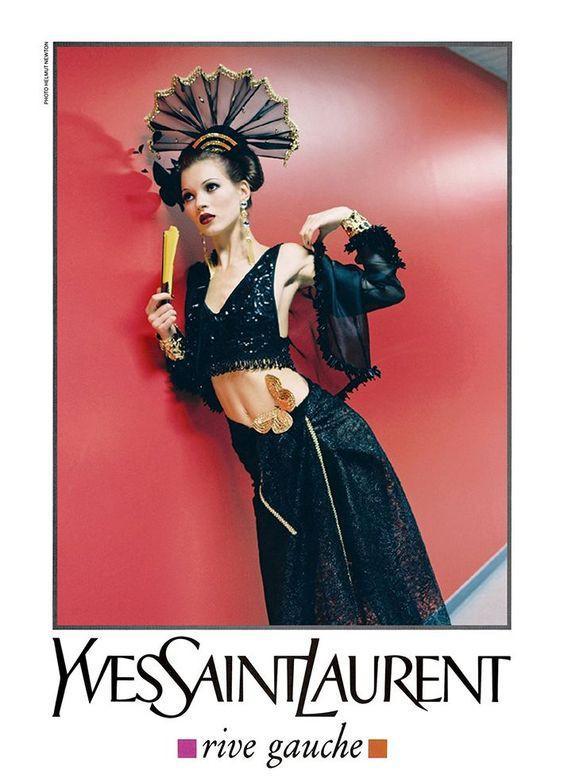 Yves Saint Laurent, 1993