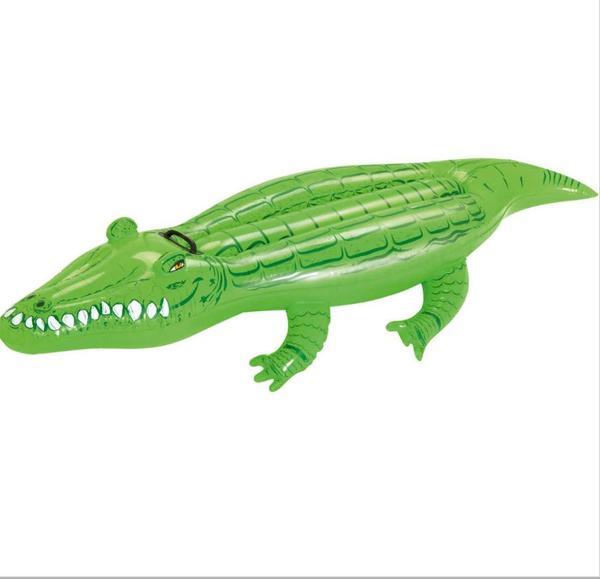 BIG W Inflatable Crocodile Rider