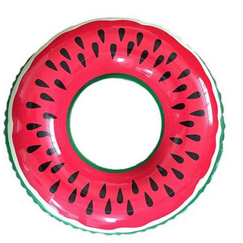 Big Mouth Inflatable Watermelon Ring