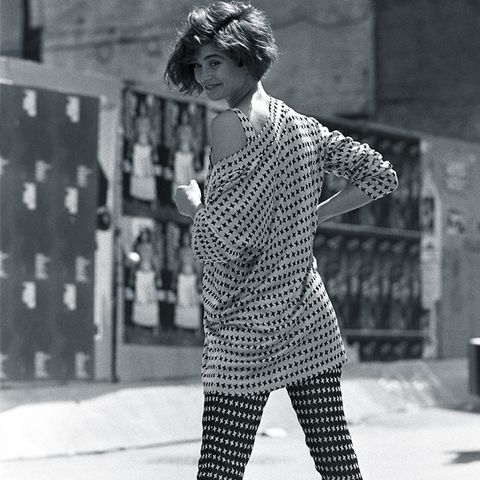 The History of Leggings: Marc Jacobs 1985 collection