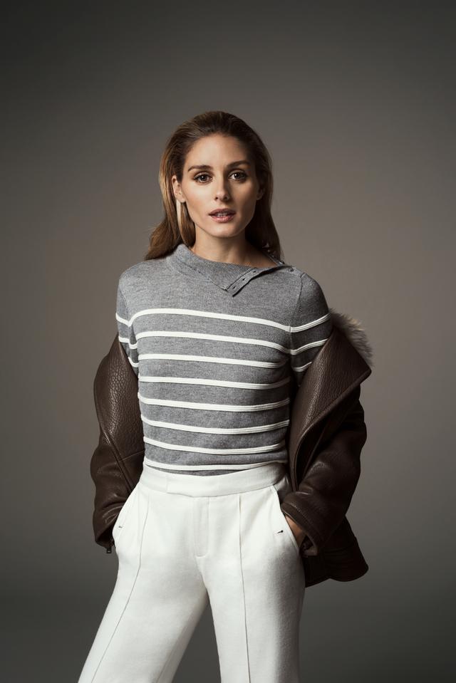 Olivia Palermo for Banana Republic