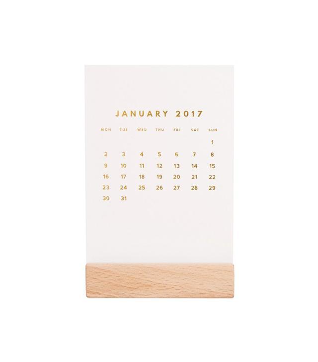 Kikki.K Desk Calendar