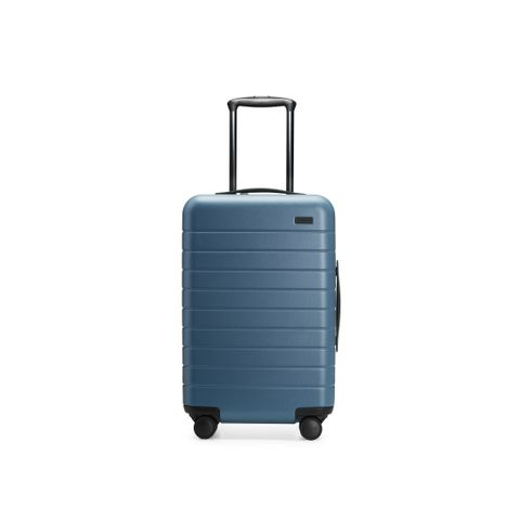 The Carry-On Bag in Hammam Blue