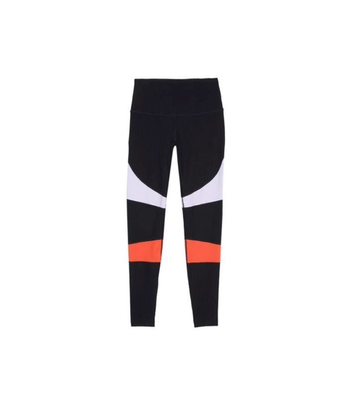 High Waist Color Block Leggings by JoyLab