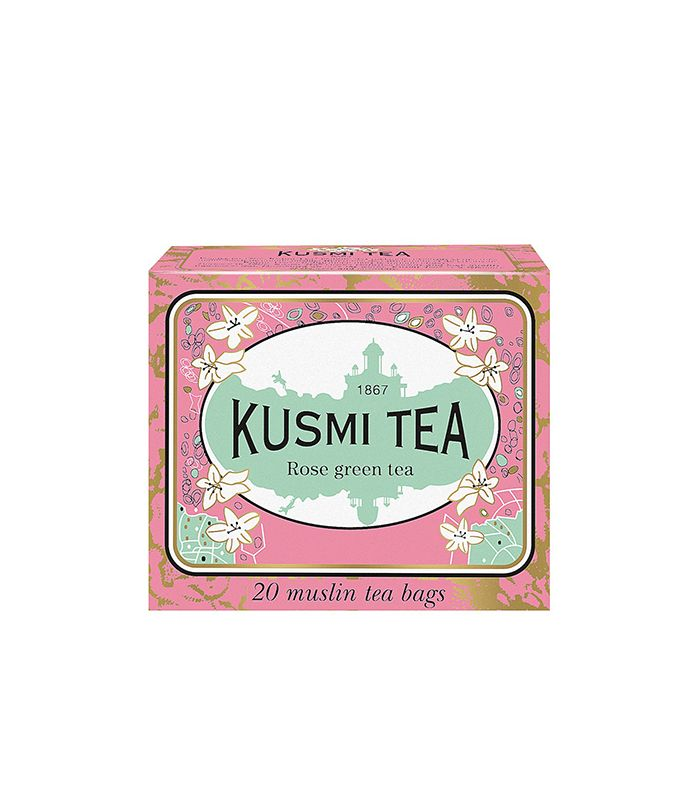 Rose Green Tea by Kusmi