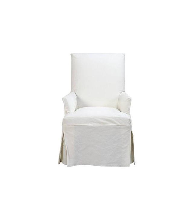 Ethan Allen Dayton Slipcovered Chair