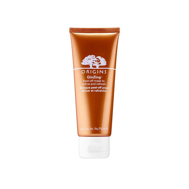 Origins GinZing Peel-Off Mask to Refine and Refresh