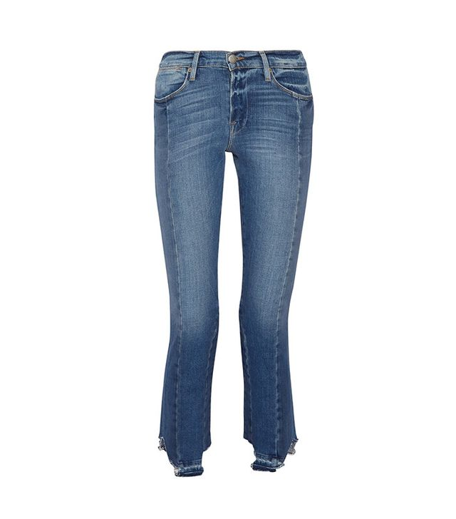 Frame Denim High Mix Jeans