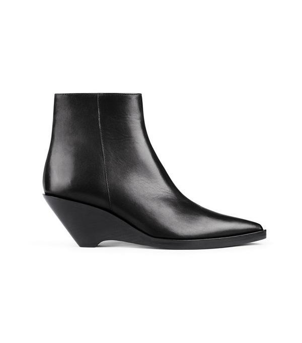Acne Studios Cony Black Boots