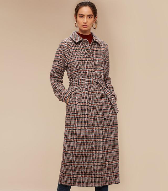 Wilfred Muret Coat