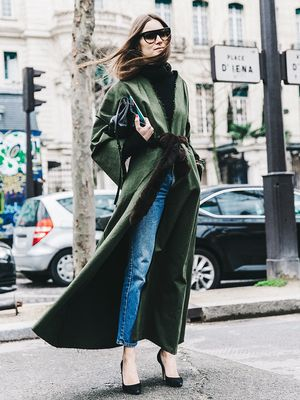 7 Ways to Look Slimmer in Your Winter Coat