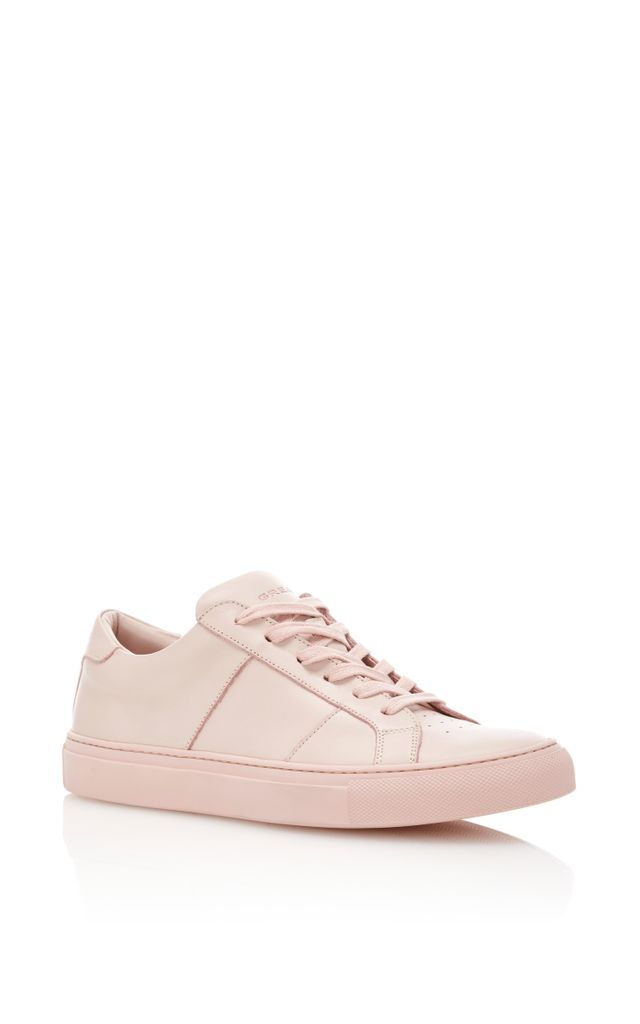 Greats x M'O The Royale Sneaker in Pink