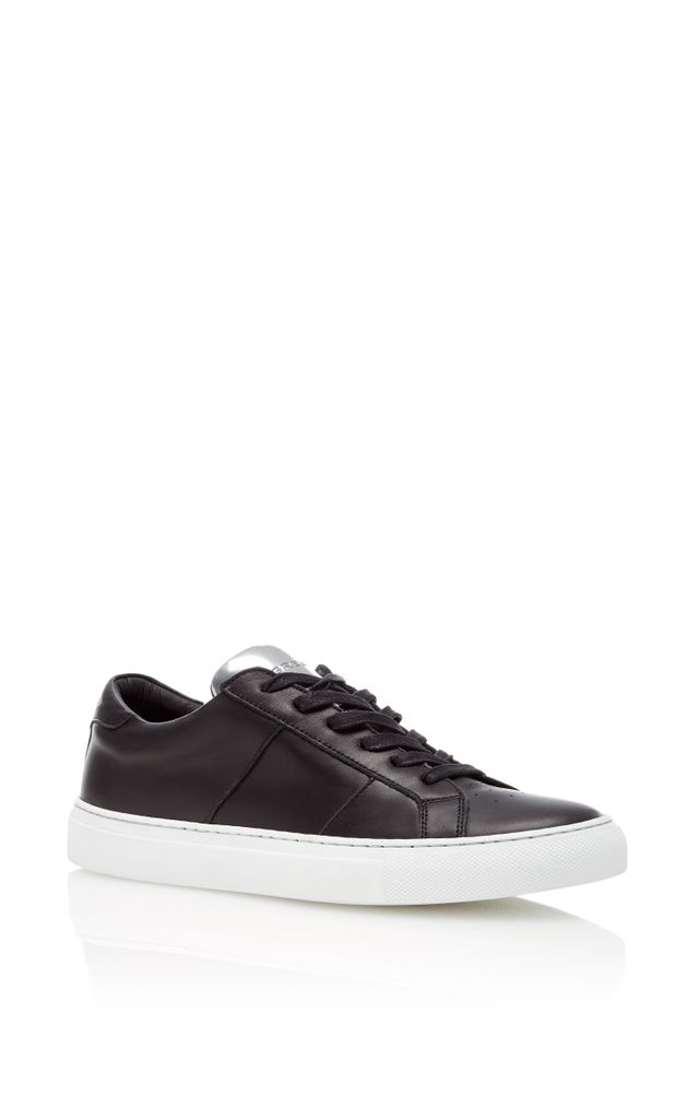 Greats x M'O The Royale Sneaker in Black