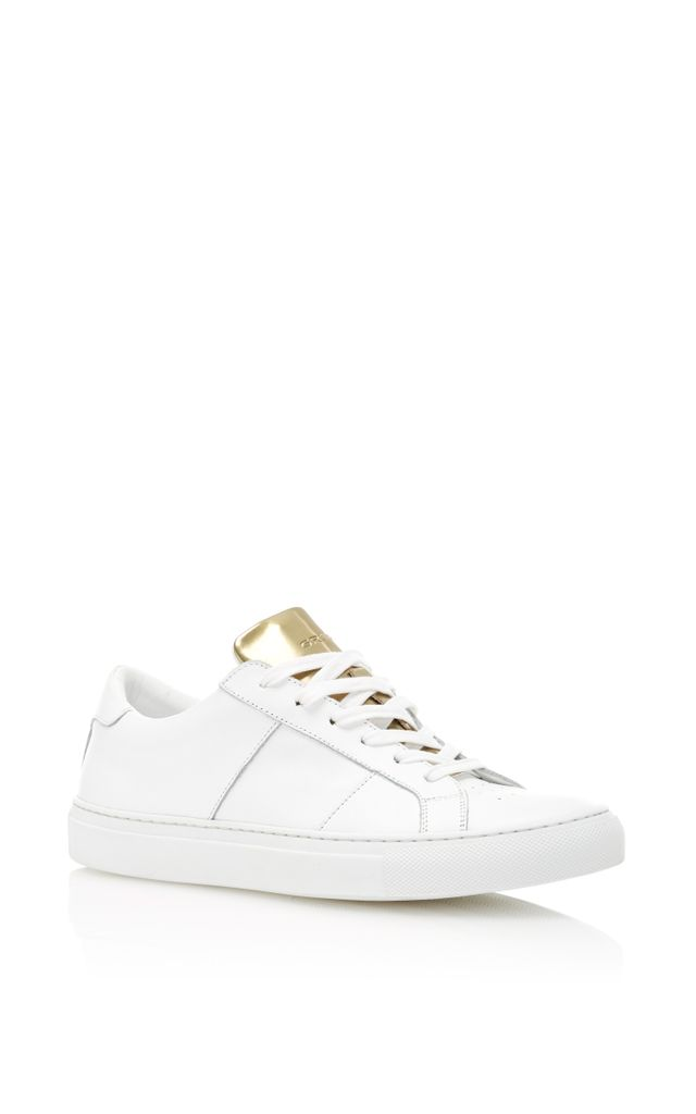 Greats x M'O The Royale Sneaker in White