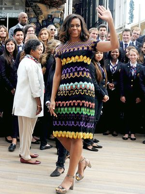 8 Reasons We'll Miss Michelle Obama's Style