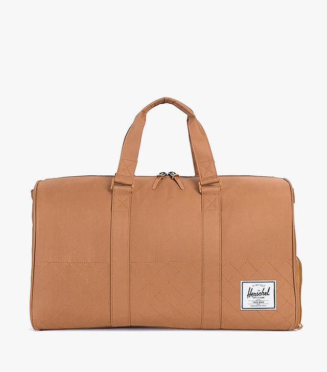Herschel Supply Co. Quilted Novel Bag