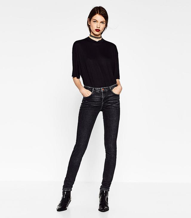 Zara Essential Fits Jeans